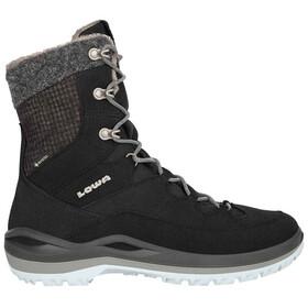 Lowa Calceta III GTX Chaussures Femme, noir/gris